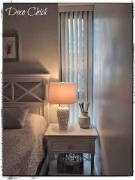 mirrored venetian blinds vanity decoration