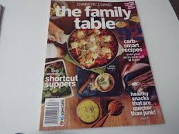 Diabetic Living Magazine Special Issue 2017 The Family Table 92