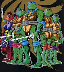 teenage mutant ninja turtles adventures comic book tv tropes