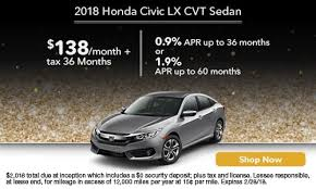 new honda specials honda of serramonte vehicles discounts