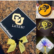 high school graduation caps cu boulder graduation cap ideas high school college senior