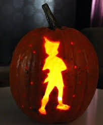 peter pan 02 co stoneykins pumpkin carving patterns and stencils