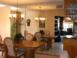 large round mirror dining room dining room with large wall mirror
