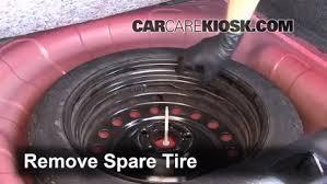 dodge dart change fix a flat tire dodge dart 2013 2016 2013 dodge dart sxt 2 0l