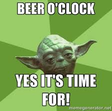 Beer O Clock Meme - beer o clock yes it s time for meme photo golfian com
