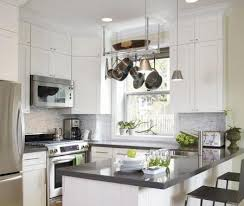 suzie house u0026 home small efficient kitchen design with white