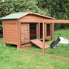 Rabbit Hutch With Run For Sale 26 Best Outdoor Rabbit Hutches Images On Pinterest Rabbit