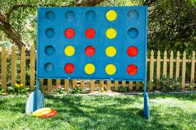 how to diy giant backyard connect four game home u0026 family