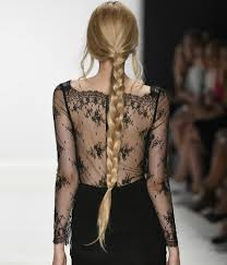 easy hairstyles for thick hair they u0027re not an urban legend