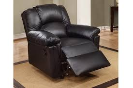 sofa fascinating leather reclining chairs tribeca designer style