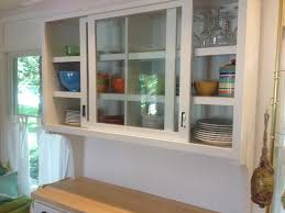 Kitchen Cabinet Doors Glass Fronts Glass Front Kitchen Cabinet Doors Face Modern Kitchen