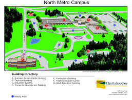 Metro North Maps by Chattahoochee Technical College A Unit Of The Technical College