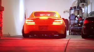 Buddy Club Tail Lights S2000 Gnar Factory Custom Tail Lights 1080p Demo At Night