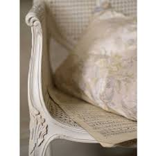 Bedroom Chair Provencal Rattan White Chair Bedroom Chair