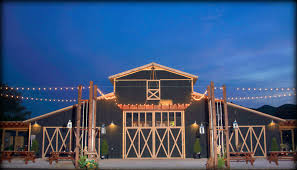 smoky mountain wedding venues smokey mountain wedding and party barn visit wears valley