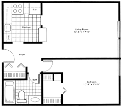 Apartments Floor Plan Apartments In Southgate Mi Village Of Southgate