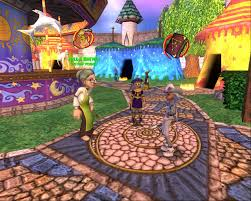 wizard 101 an online adventure game for the whole family are