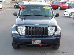 jeep liberty roof lights 2008 used jeep liberty sport 4wd w 3 7l v6 at the selection