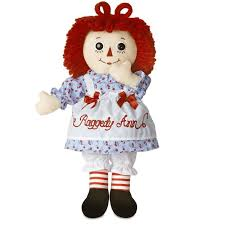 Raggedy Ann Andy Halloween Costumes Adults Raggedy Ann Doll 12