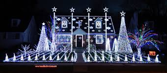 christmas light show packages rosedale christmas light show home