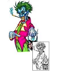 johnny joker jester tattoos