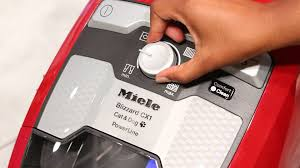 Miele Vacuum by Miele Takes A Leap With Its Blizzard Bagless Vacuum