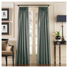 Alton Solid Grommet Window Curtain Panel 108 Inch Curtains Target