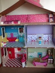 Doll House Plans Barbie Mansion by 13 Best Diy Large Barbie Dollhouse Self Made Images On Pinterest