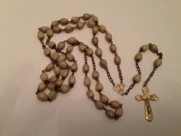 s tears rosary teresa and the s tears rosary rosary collector