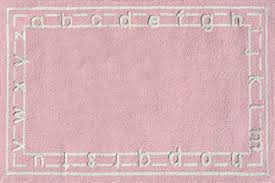 Abc Area Rug The Rug Market Abc Pink Children S Area Rug 2 8 X 4 8 The Rug