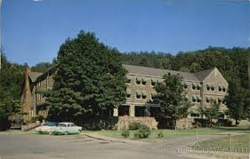 mountain view hotel in gatlinburg sadly it burned in the