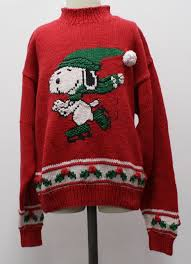 childs snoopy sweater marisa unisex