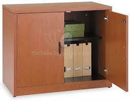 Hon Reception Desk Storage Cabinets With Doors By Hon Furniture Ontimesupplies Com