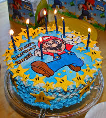 mario cake frozen buttercream transfer attempt mario cake for