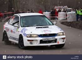 White Subaru Impreza Stock Photos U0026 White Subaru Impreza Stock