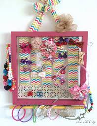 diy little girls accessory organizer anika u0027s diy life