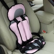 coussin pour siege auto bebe réglable infantile bébé de siège de sécurité de voiture harnais à