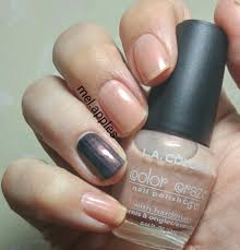 l a la colors color craze nail polish mega watt bcc659 my la