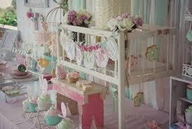 Shabby Chic Baby Shower Ideas by Kara U0027s Party Ideas Shabby Chic Pink And Mint Baby Shower Party