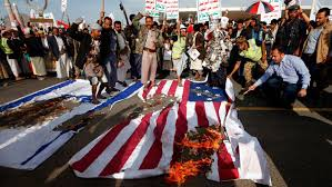 Is There A Law Against Burning The American Flag U S Arms Sold To Saudis Are Killing Civilians In Yemen Now The