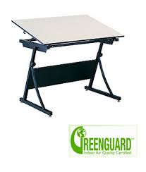 Drafting Table With Computer Height Adjustable Drafting Table