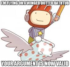 Scribblenauts Memes - you gave me an idea 67042708 added by brothergrimm at scribblenauts
