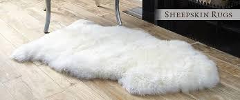 Lambskin Rugs Sheepskin Rugs Large White Aran Sweater Market
