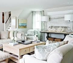 coastal themed living room minimalist living area small house decorating ideas coastal