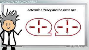 congruent in math definition u0026 examples video u0026 lesson