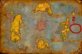 Wow Kalimdor Map What Do We Know About The Forbidden Sea Beside It U0027s Forbidden