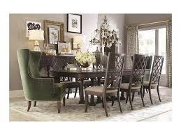 Bassett Dining Room Furniture Bassett Emporium Open Fret Side Chair Becker Furniture World