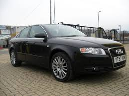 2007 audi a4 manual used 2007 audi a4 saloon black edition 2 0 tdi tdv se diesel for