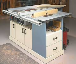 table saw station plans table saw station plans free woodworking projects plans woodworking