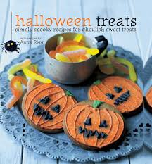 halloween photo book halloween treats simply spooky recipes for ghoulish sweet treats